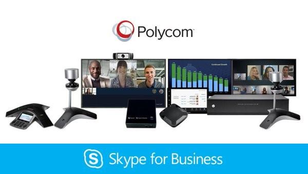 Polycom - Skype for busines