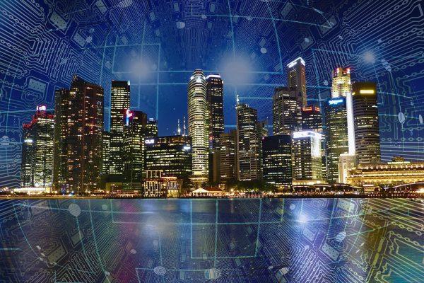 technology in smart buildings